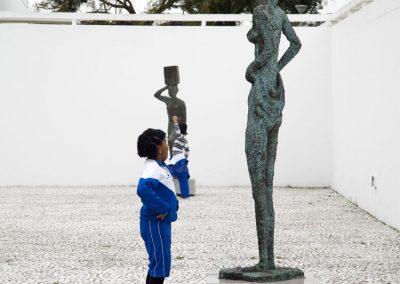 Programa de Criança visita o Museu Oscar Niemayer